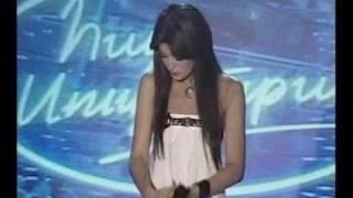 """Hay Superstar 4, Iveta Mukuchyan, 24.01.2010, """"Martiki erg@!"""