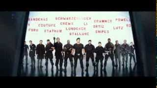 I MERCENARI 3 - The Expendables 3 - Teaser Trailer Ufficiale