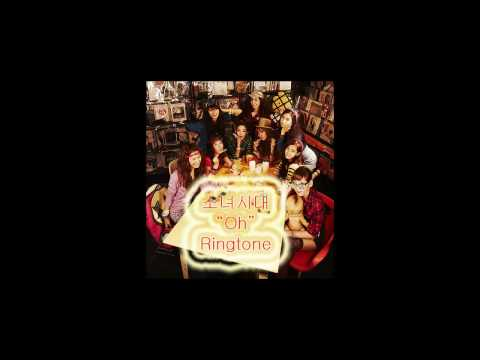 SNSD-Oh Ringtone+Download Link