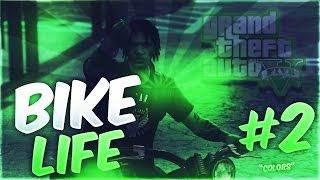 GTA 5 BIKE LIFE EP. 2 - COLORS Ft. WOLFY TM
