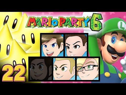 Mario Party 6: The Business Zone - EPISODE 22 - Friends Without Benefits