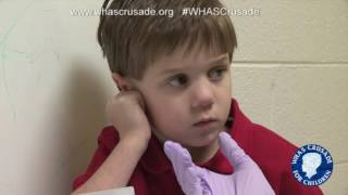 Child conquering apraxia of speech thanks to ...