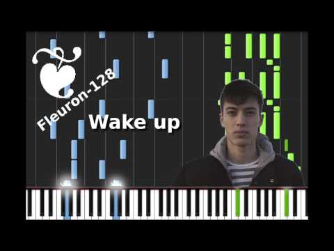 'Wake up' by 'EDEN' - Synthesia