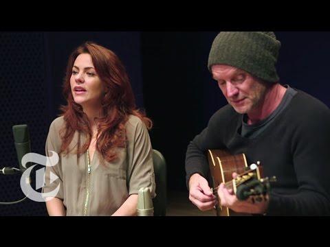 Sting & Rachel Tucker   In Performance   The New York Times