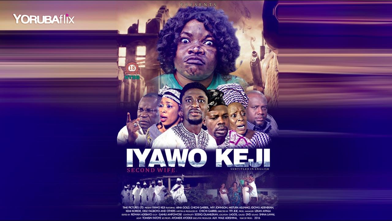 Download Iyawo Keji - Latest Yoruba Nollywood Movie 2017 Drama [PREMIUM][Niyi Johnson I Aina Gold ]