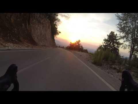 Red Bull Road Rage, Bosnia & Herzegovina - Sunset reconnaissance run