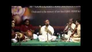 Hindolam Thillana by Dr.M.Balamuralikrishna (Prince Rama Varma)