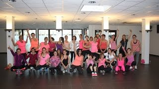 "Zumba® ""Turn up the bass"" - Zin 57"