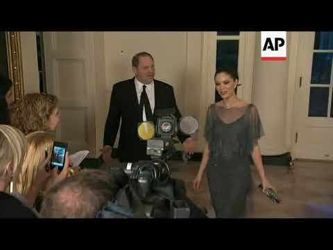 New York City, London police taking fresh look at Weinstein claims