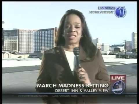 College BB Betting Business in Vegas, News One, March 15, 2007