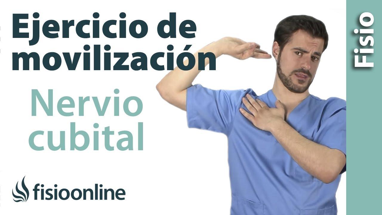 Estiramientos y movilización del Nervio Cubital. - YouTube