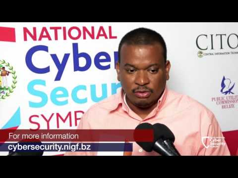 Belize Deputy Prime Minister: Cybersecurity is everybody's business