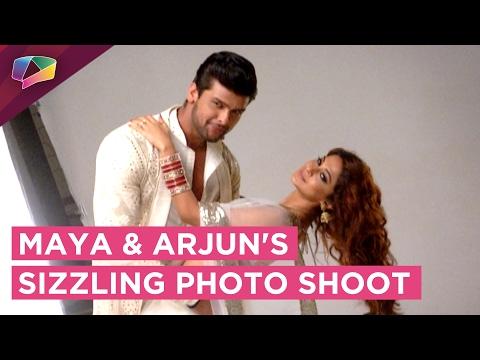 Maya And Arjun Do A Sizzling Post-Wedding Photo Shoot | Beyhadh | SONY TV