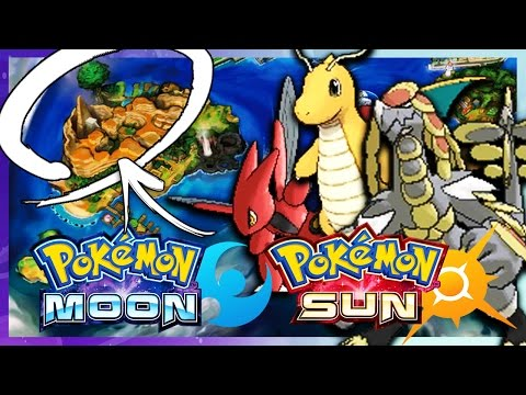ALL OBTAINABLE & CATCHABLE POKEMON on Poni Island Leak Discussion | Pokemon Sun and Moon