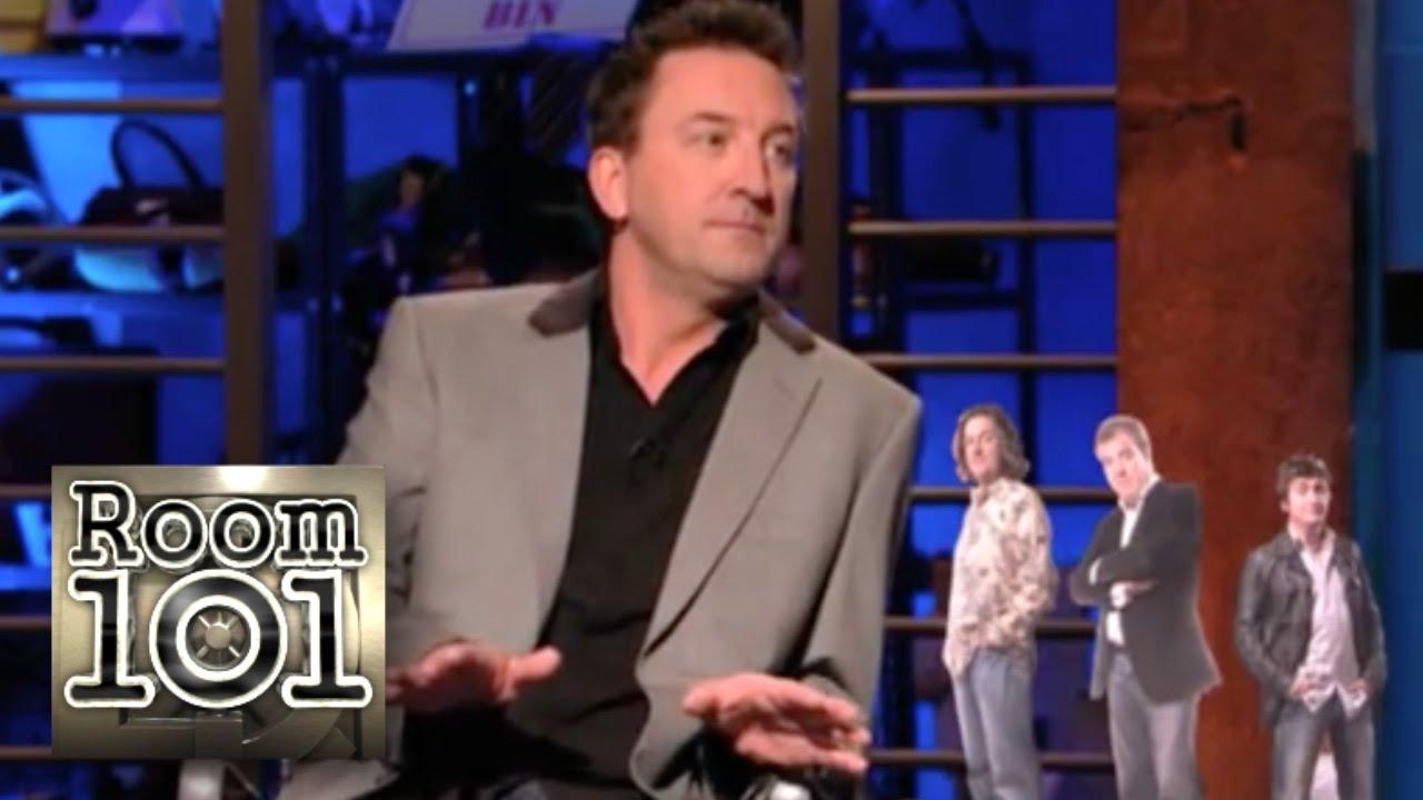 Lee Mack Hates Top Gear - Room 101 - YouTube