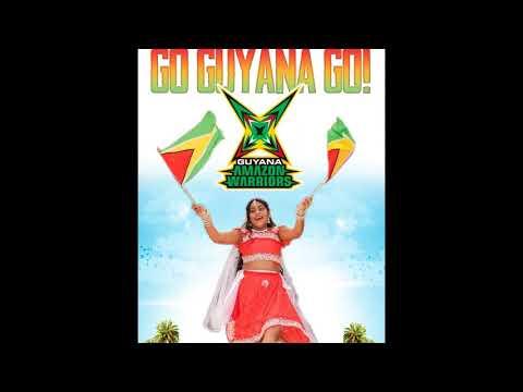 GO GUYANA GO by SOCA RAJA