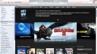 Video How to Redeem Blu Ray Digital Copy Code iTunes Download without Disc, no Studio Website Registration download MP3, 3GP, MP4, WEBM, AVI, FLV Januari 2018