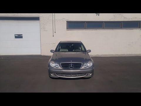 Mercedes Benz C Class W203 /// Tips On Buying Used