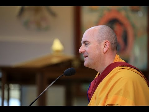 Stopping Distractions - Gen Ananda