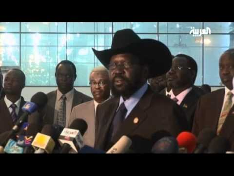North and South Sudan Talks