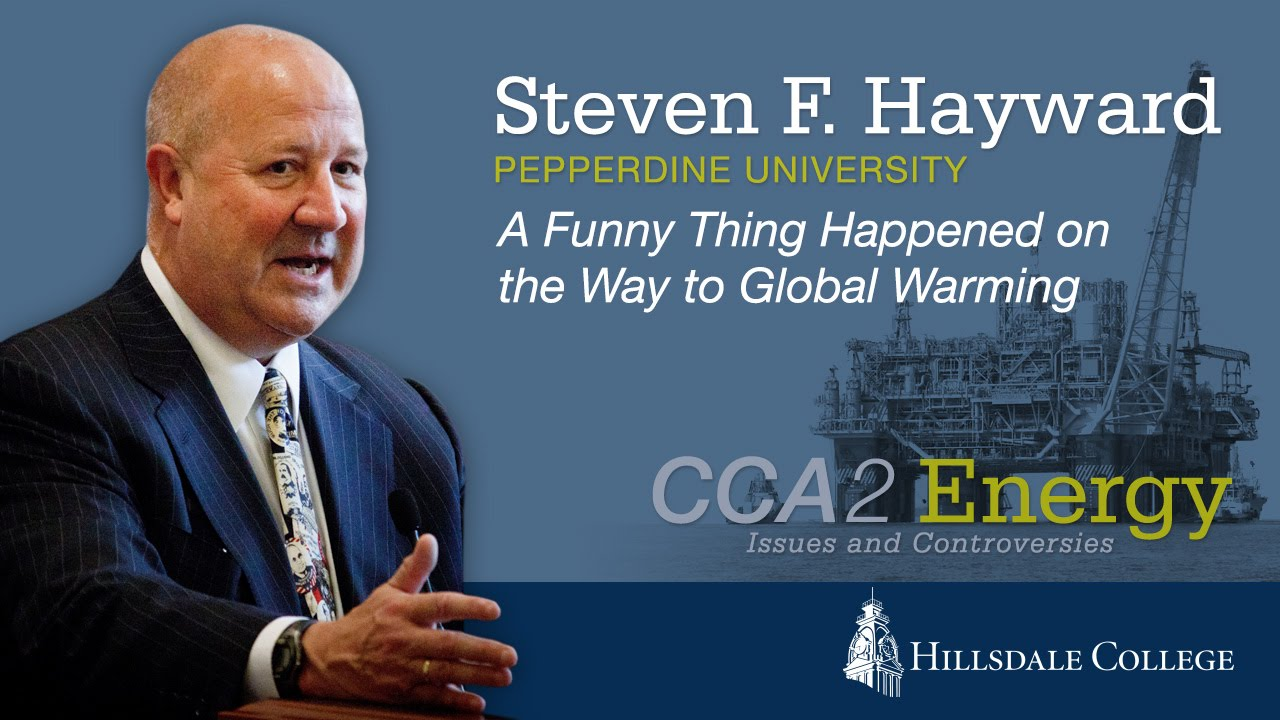 Steven F. Heyard - A Funny Thing Happened on the Way to Global Warming 2014