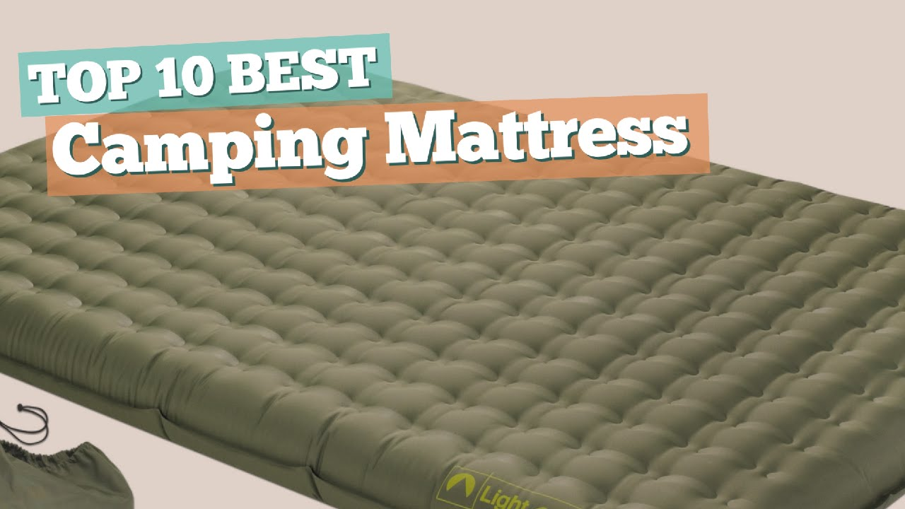 C&ing Mattress // Top 10 Best Sellers 2017 & Camping Mattress // Top 10 Best Sellers 2017 - YouTube