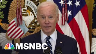 New GOP Panic As 'Biden Republicans' Upend Trump's Alliance | The Beat With Ari Melber | MSNBC