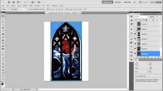 Digital Stained Glass Training Part 1