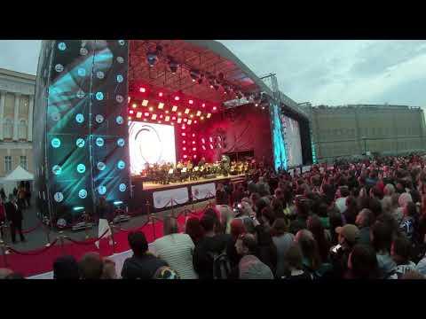 Симфоническое КИНО. Оркестр Государственного Эрмитажа. 1 часть.