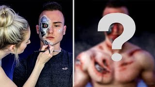 Je transforme mon copain en Terminator 🤖 | Simple Symphony ♡