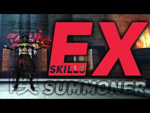 【アヴァベル】Avabel -All Summoner (サモナー) Ex Skills