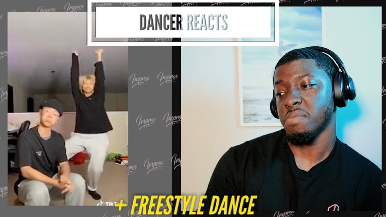 DANCER REACTS to Michael Le Dance Compilation | Justmaiko TikToks