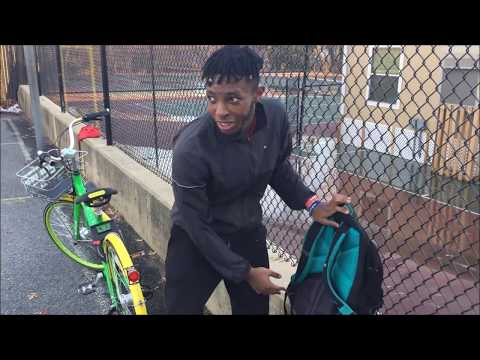 KEazy vLogS: Dunking at at Takoma Park Middle School and Lime Bike