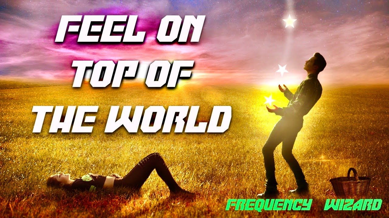 Attract an Attractive Lover that makes you feel on top of the world ♡♡ (Binaural Beats Frequency)