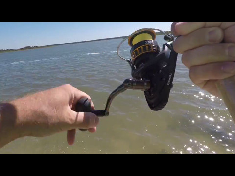 St. Augustine Florida Fishing