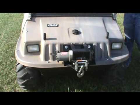 Max Ii Argo Amphibious Vehicle 6x6 6 Wheel Drive For Sale Mark