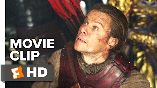 The great wall movie clip - fight off a tao tei (2017) - matt damon movie