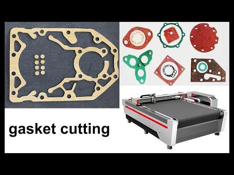 ptfe-silicone-asbestos-gasket-washer-spacer-cutting-machine