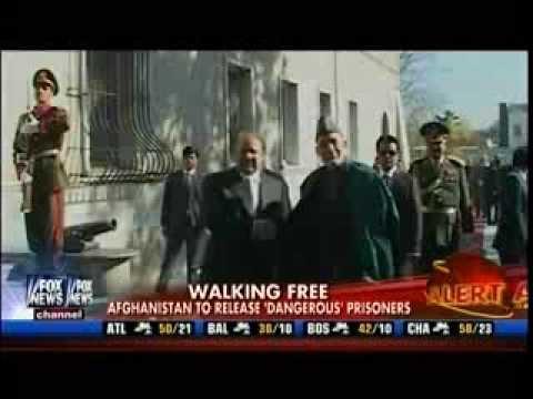 Walking Free - Afghanistan To Release 'Dangerous' Prisoners