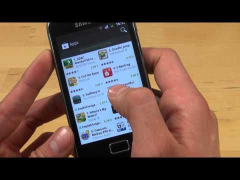 Samsung S7500 Galaxy Ace Plus - Multimedia - Teil 5