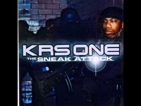 KRS One Shut Up A Your Face
