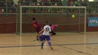 NV Logistics CSI Talent Cup U11 2017 Quart Europa AS Roma- Lausanne Sport