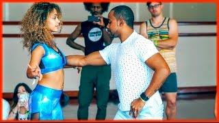 Breathtaking Dancing! James Arthur - Say You Won't Let Go - Carlos da Silva & Fernanda da Silva
