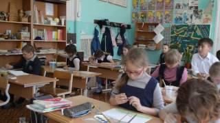 Видео 1-3 класс 2016 на уроке рисование