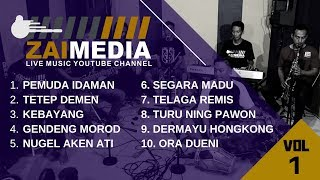 "Full Album "" TARLING TENGDUNG MODERN VOL 1 "" Zaimedia Live Music"