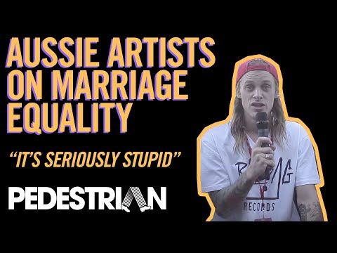 Splendour 2015 Acts Talk Marriage Equality In Australia