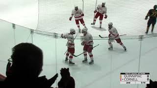 Highlights: Cornell MIH vs Quinnipiac - 1/6/18