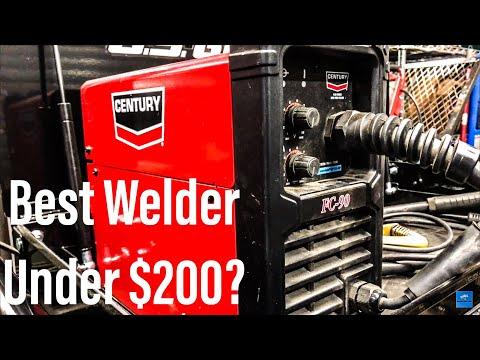 Century FC-90 Welder - A Great Option For The DIY'er