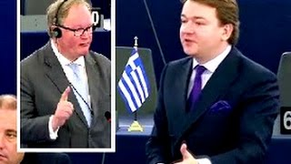 Get your house in order before lecturing Russia - Tim Aker MEP