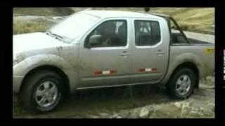 Nissan Navara Test Drive